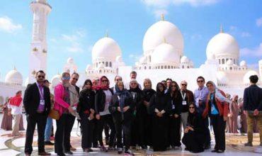ibtm arabia in Abu Dhabi hailed a 'great success'