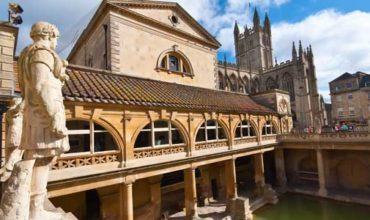 Spa towns: Bathing in Europe's historic destinations