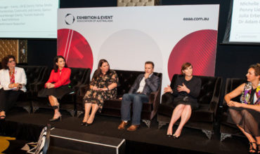 Events sector marks International Women's Day Down Under