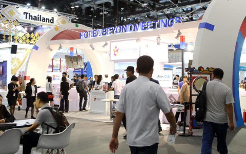Enter the exhibition dragon: ibtm china surfs 'upward trend'