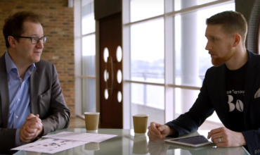 Future In 15 episode 3: ExCel London's James Rees on co-operation and using space