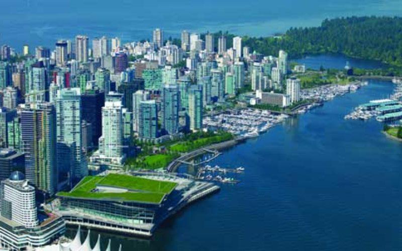 Healthy meetings in Vancouver