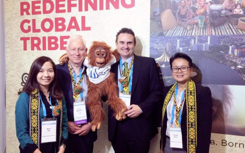 Sarawak gathers Australia's global business events tribes for new campaign