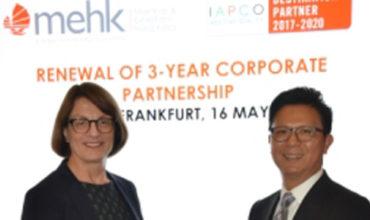 Hong Kong renews three-year agreement with IAPCO