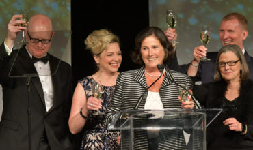 PCMA honours business event leaders with 2017 Visionary Awards