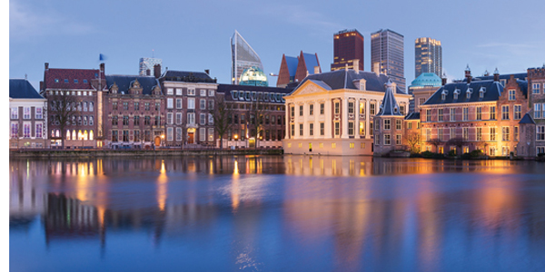 The Binnenhof in The Hague-CNEW