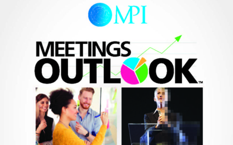 MPI Meetings Outlook reflects strong spring shoots of growth