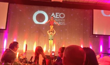 Brand Events, ADNEC and GES triumph at AEO Awards