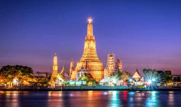 Bangkok's booming