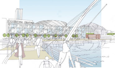 North East gets £200m convention centre boost