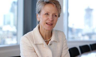 Dame Helen Alexander CBE, chairman of UBM, passes