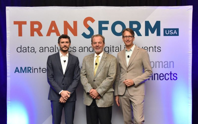 AMR International and Lippman Connects' Transform USA in pictures