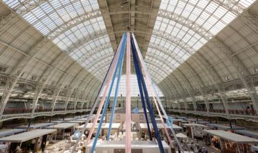 2012 Olympic cauldron designer to transform Olympia London with £1bn project