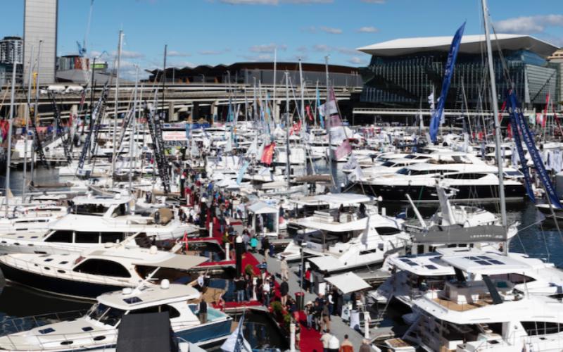 ICC Sydney International Boat Show swells economy's sails
