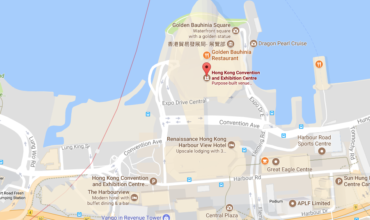 A new venue is to be built near HKCEC in Wan Chai