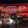 Live from ViParis' Paris Convention Centre opening