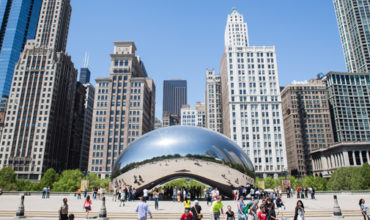 Chicago mayor announces record tourism performance for city