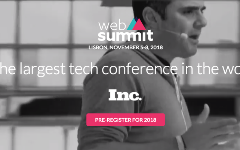 Lisbon hosts The WEB Summit