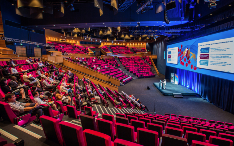 BCEC confirms 51 new conferences for Q1 2018