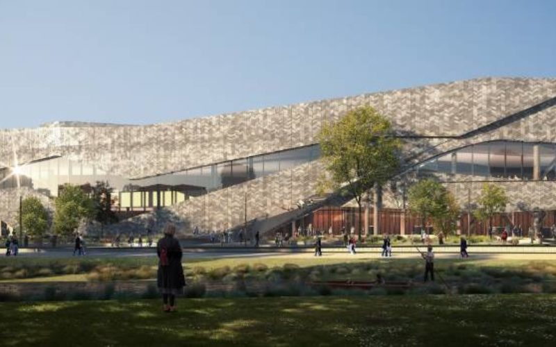 Christchurch's new convention centre rises in cost