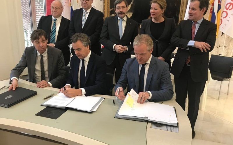 Collaboration announced between TEFAF, MECC Maastricht, City of Maastricht and the Province of Limburg