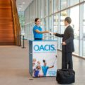 ICC Sydney partners on industry-first trial of mobile airline check-in service