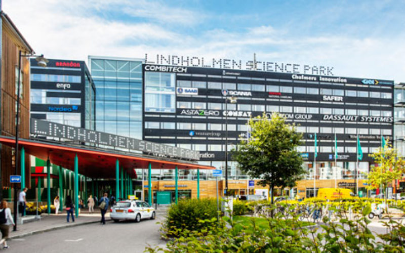 Gothenburg's intellectual quarter