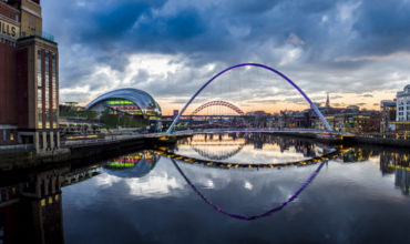 New win and international lease of energy in UK's North East