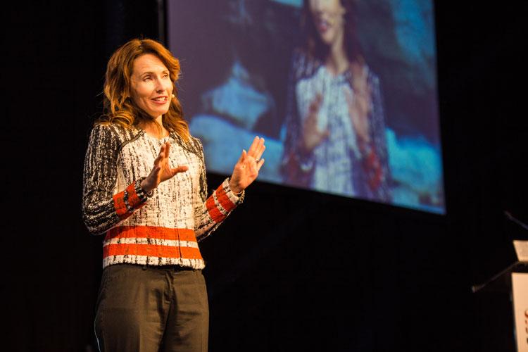 MPI Chair Amanda Armstrong.