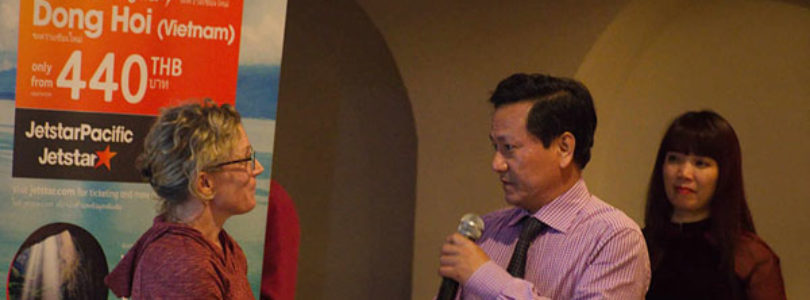 Vietnam travel leaders give Quảng Bình Province a push