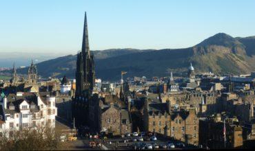 Edinburgh to share how to manage its tourism success