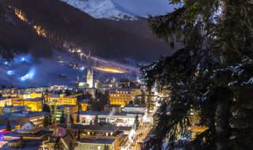 $28k: the price of a ticket to meet in Davos