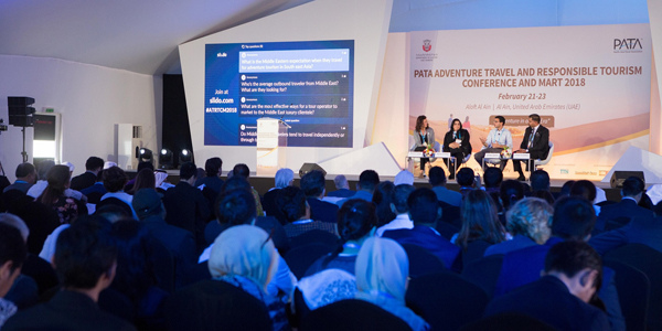 Pacific asia travel association adventure travel and responsible pata brings its adventure travel conference to al ain publicscrutiny Images