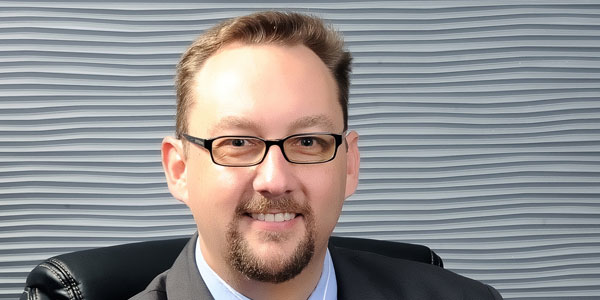 Scott Langley, Durban ICC's newly appointed marketing and sales director