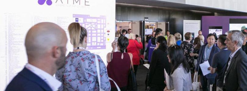 AIME 2018 kicks off in Australia's host city, Melbourne
