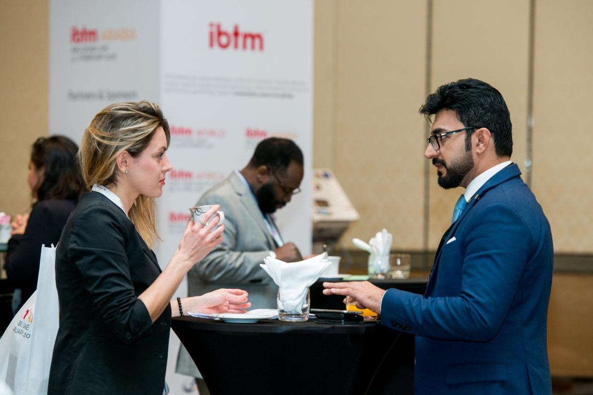 IBTM Arabia appointments on Day 2