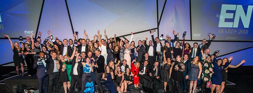 International achievements celebrated at EN Awards in London