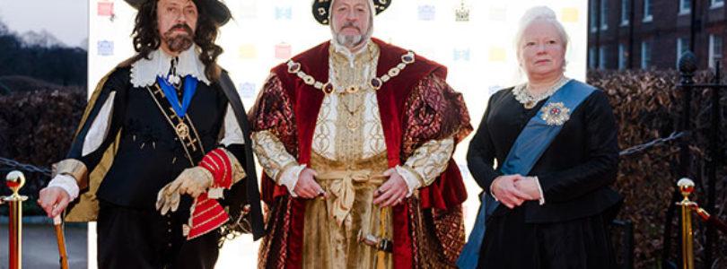 London launch of Kensington Palace Pavilion
