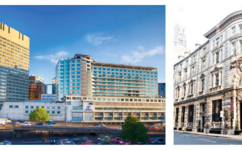 Report signals a year of growth for European hotels