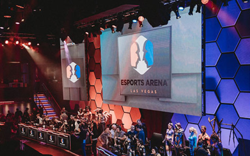Las Vegas launches first permanent esports venue