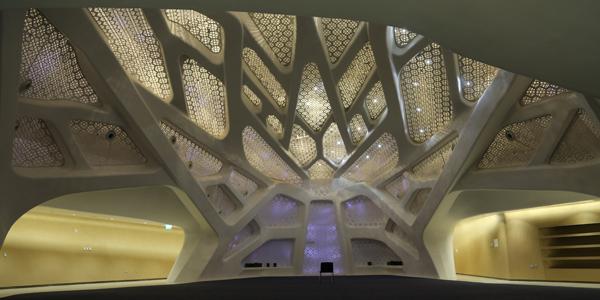 Inside APEX Convention Center, Riyadh-CNEW