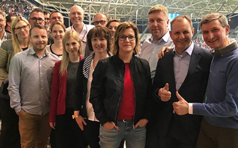 Feel the spirit of Leipzig at IMEX 2018