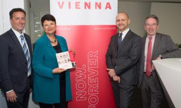 Vienna's meetings making a bigger economic splash