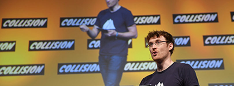 Major tech conference Collision in Toronto
