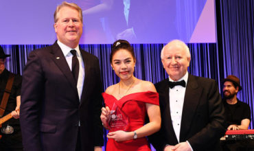 Industry achievements celebrated at IMEX Gala Dinner