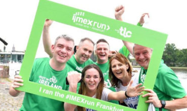 600 global participants 'on the IMEXrun' at IMEX in Frankfurt