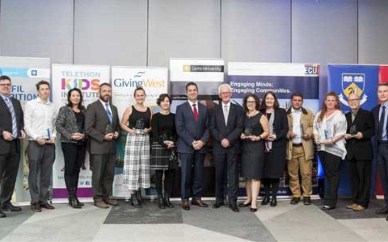 Perth announces winners of its 2018 Aspire awards