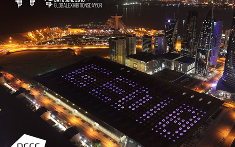 Doha Exhibition and Convention Center shines light on GED