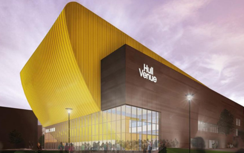 Hull realises £110m of venue investment on back of UK City of Culture status