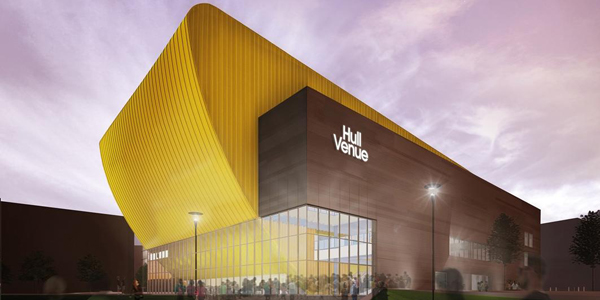 Hull Venue building-CNEW